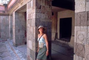 Derya in teotihuacan