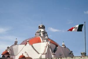 Basilica de la Soledad, Oaxaca City