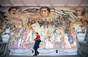 Mural by Arturo Garcia Bustos